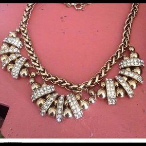Banana Republic statement necklaces